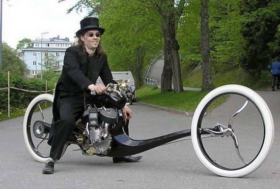 Nietypowe motocykle #2 47