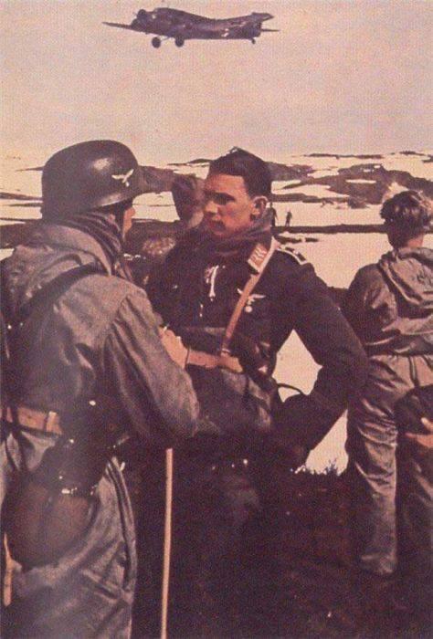 II wojna światowa w kolorze #3 8