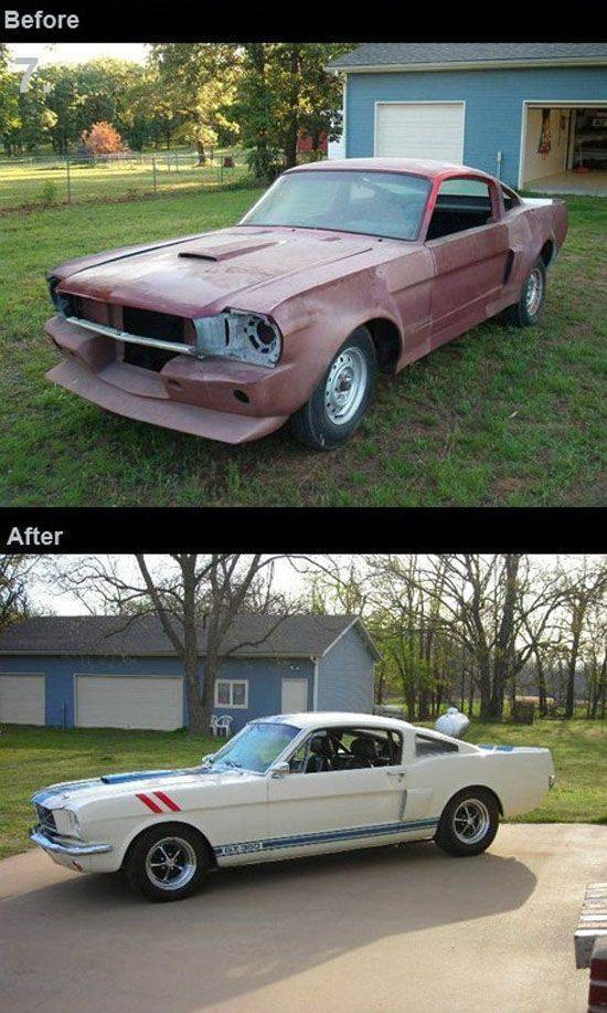 Odrestaurowane samochody 7