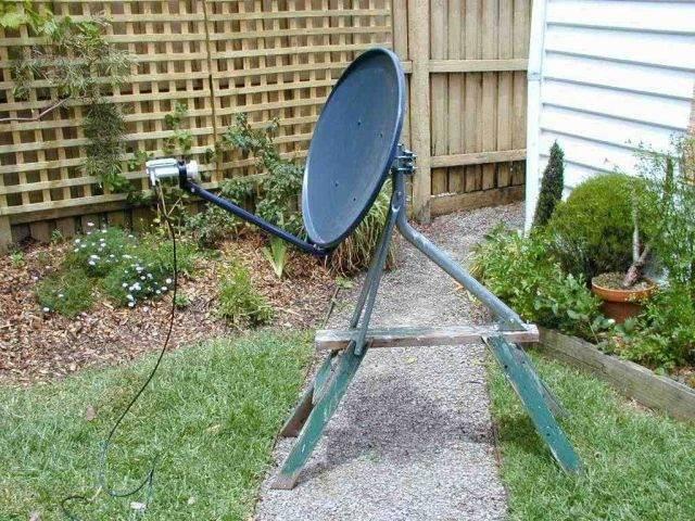 Najdziwniejsze anteny satelitarne 31