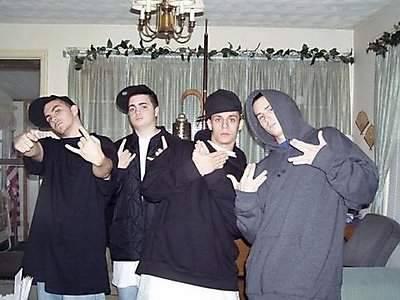 Wiggers - biali czarni bracia 30