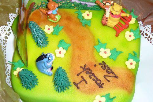 Torty urodzinowe śmieszne jak najbardziej dla dzieci 2