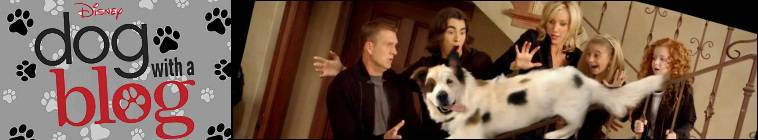 Dog With a Blog S01E07 Bark The Herald Angels Sing 720p HDTV x264-W4F