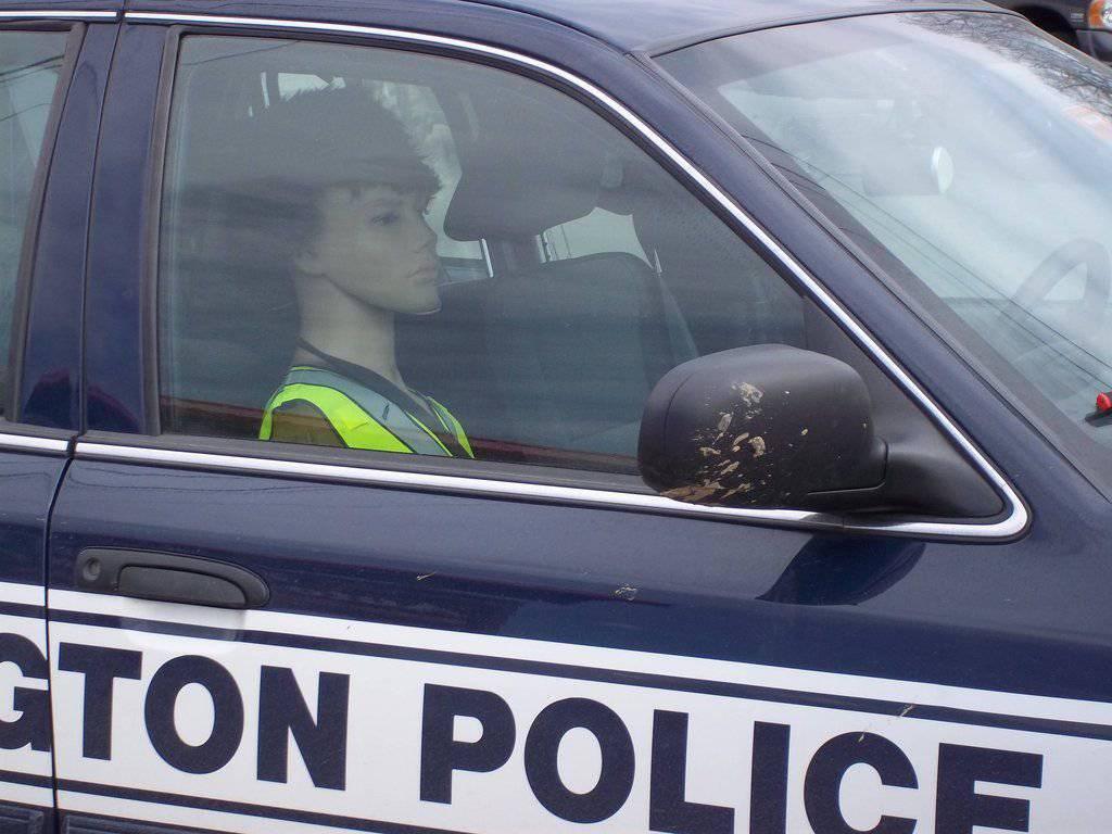 Policja z przymrużeniem oka #4 23