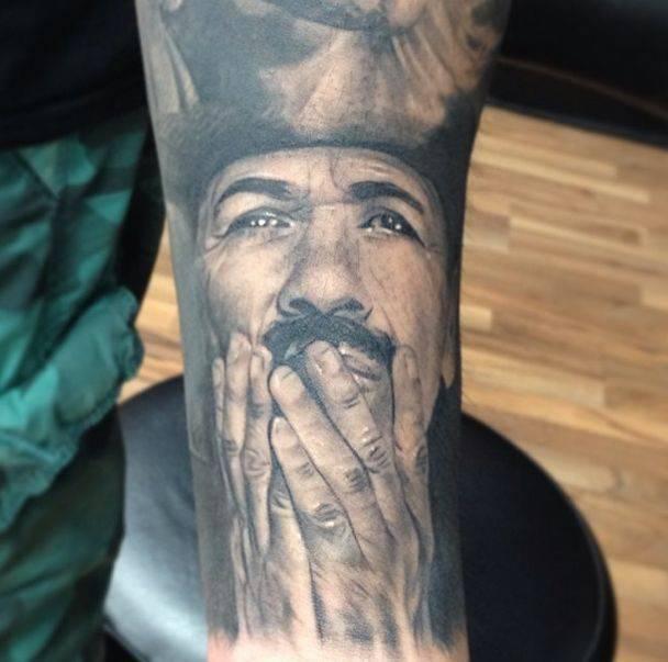 Realistyczne tatuaże #3 14