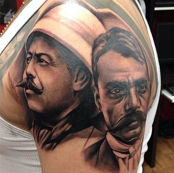 Realistyczne tatuaże #3 5