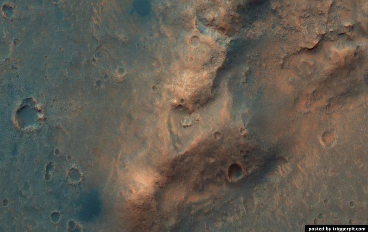 Powierzchnia Marsa 36