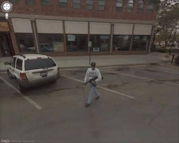 Najdziwniejsze zdjęcia z google Street View 15