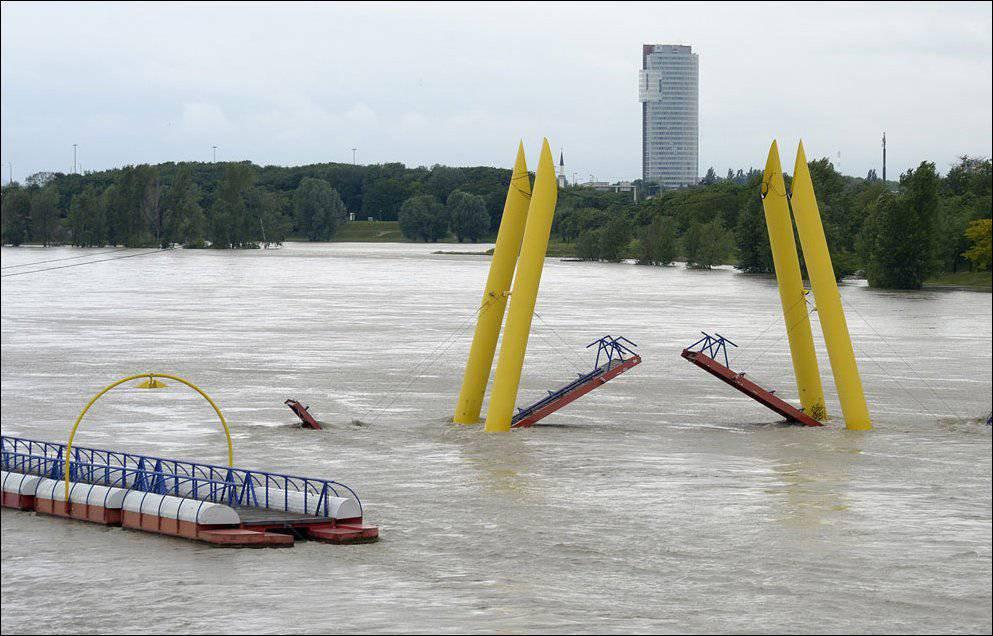 Powodzie w Europie 29