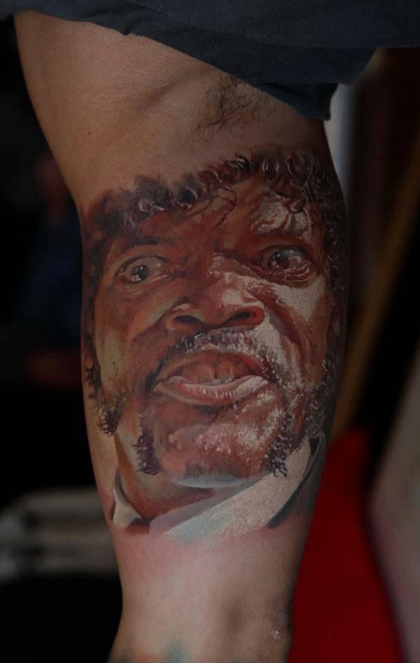 Realistyczne tatuaże #4 11
