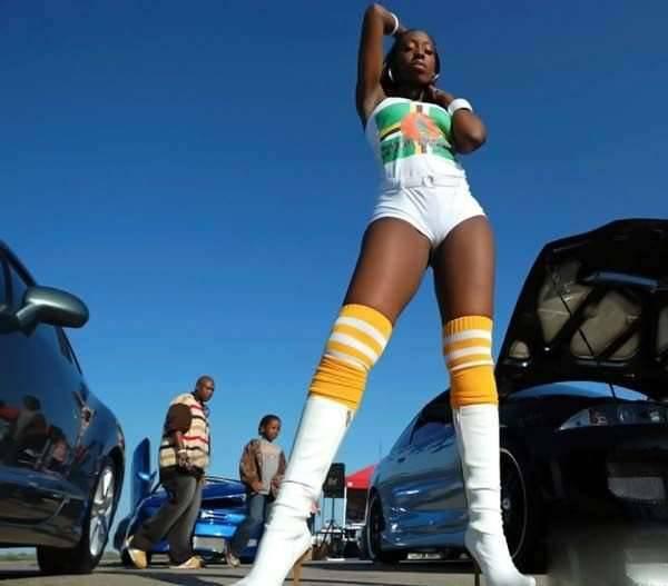 Dziewczyny z pokazów samochodowych #2 10