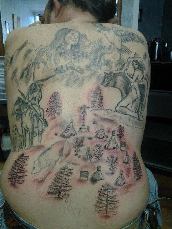 Tych tatuaży będą żałować 13