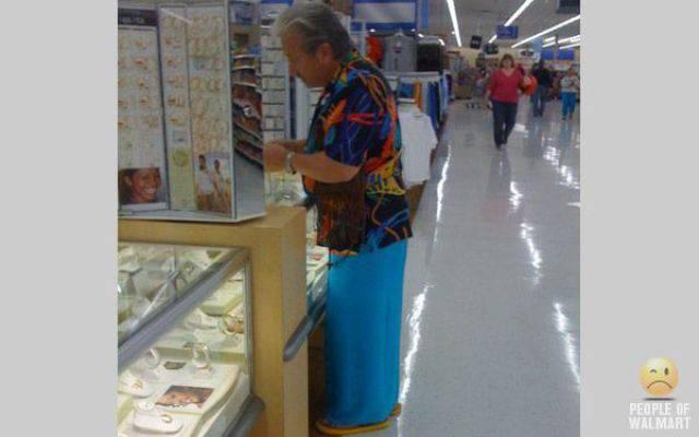 Najdziwniejsi klienci z WalMart #3 54