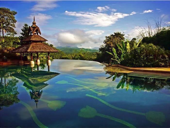 Niezwykłe baseny 1