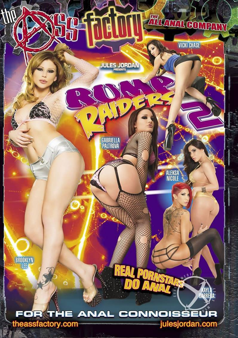 Rump Raiders 2 (2013) [DVDRip]