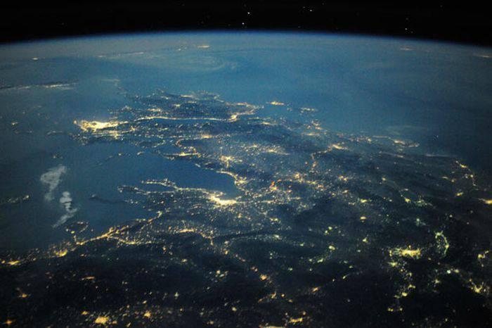 Ziemia widziana z kosmosu 9