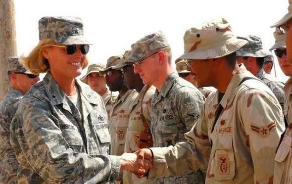 Dziewczyny w armii 17