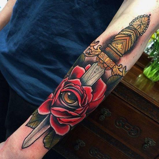 Nietypowe tatuaże #4 19