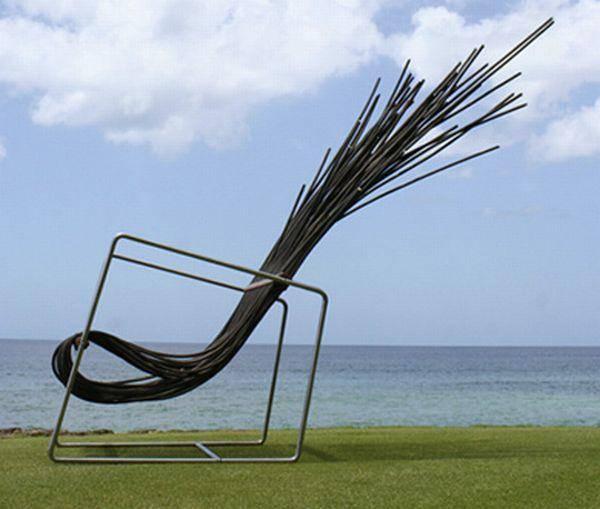 Najdziwniejsze krzesła 36