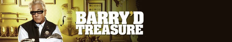 Barryd Treasure S01E04 HDTV XviD-AFG