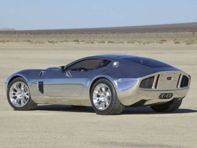 Ford Shelby GR1 Concept 17