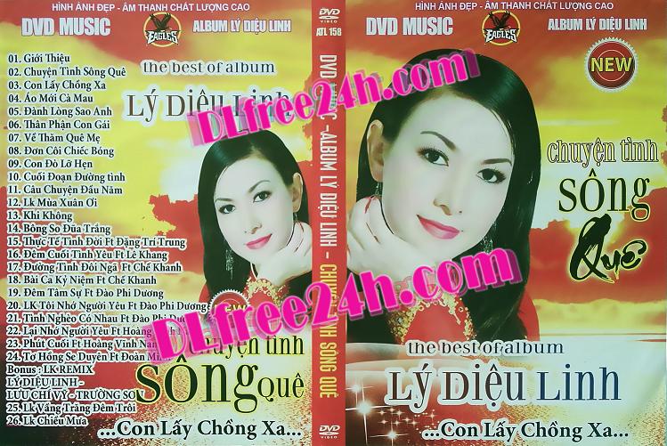 The Best Of Lý Diệu Linh - Con Lấy Chồng Xa DVD5