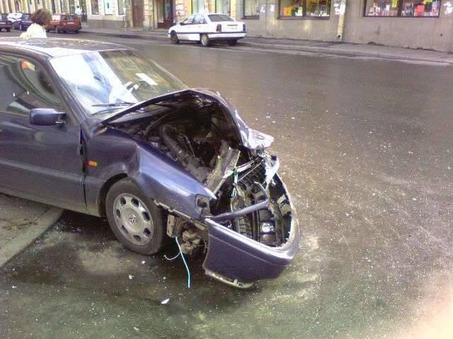 Wypadki samochodowe #2 18