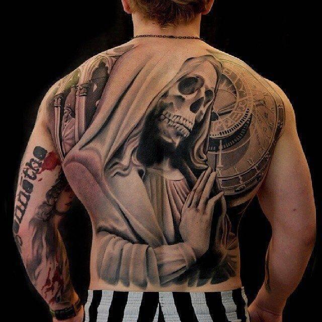 Odważne tatuaże #6 41