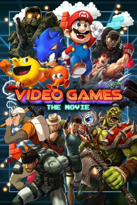Video Games The Movie 2014 HDRip XviD AC3-EVO