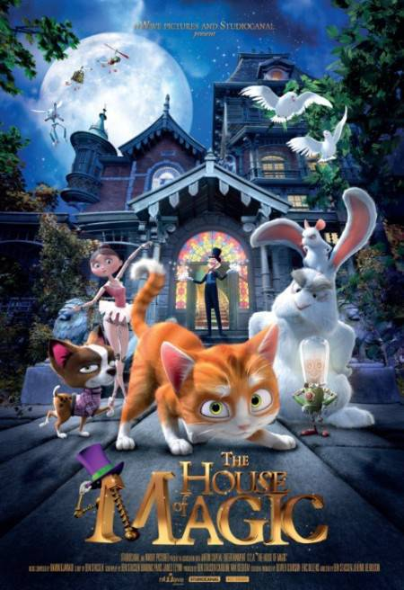 The House Of Magic 2013 720p BRRIP H264 AAC MAJESTiC