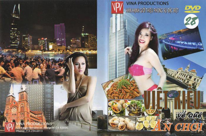 Việt Kiều Về Quê Ăn Chơi 28 DVD5/ISO