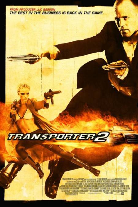Transporter 2 2005 720p BluRay x264 x0r