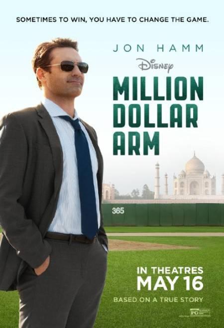 Million Dollar Arm 2014 PL SUBBED WEBRiP x264-PSiG