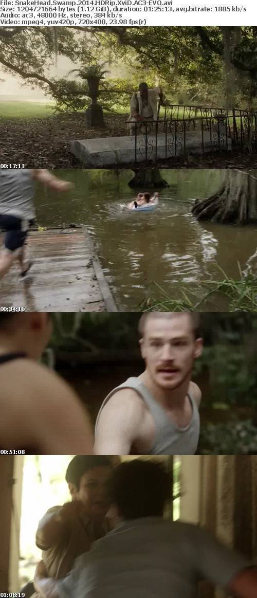 SnakeHead Swamp 2014 HDRip XviD AC3-EVO