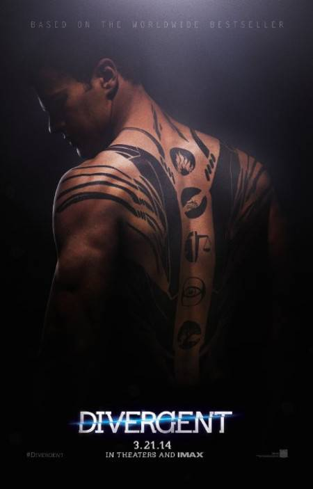 Divergent 2014 BDRip XviD-EAGLE