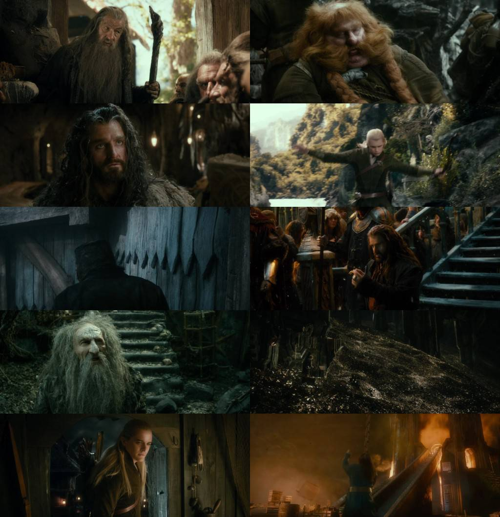 the hobbit movies in order