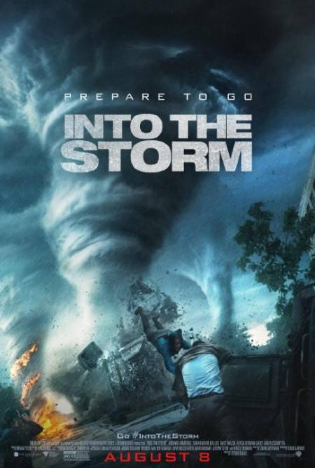 Into The Storm 2014 HDRip XviD AC3-EVO