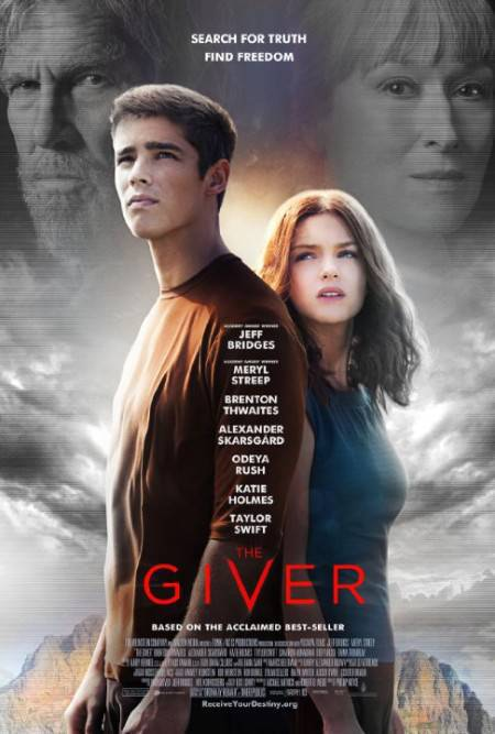 The Giver 2014 BDRip AAC x264-MarGe
