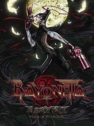 Bayonetta Bloody Fate 2013 480p BluRay x264-mSD