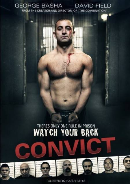 Convict 2014 720p HDRiP XVID AC3 MAJESTIC
