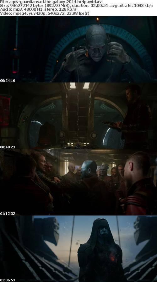 Download Guardians Of The Galaxy 2014 BRRip XviD-AQOS