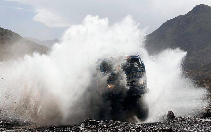 Dakar 2012 23