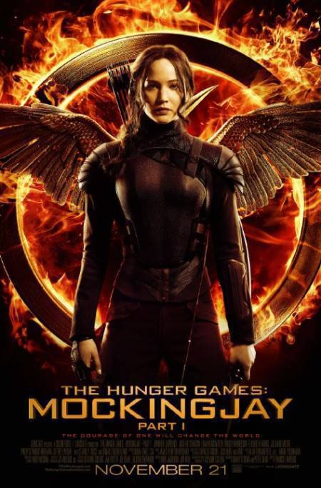 The Hunger Games Mockingjay Part 1 (2014) CAM XviD AC3-NoGroup