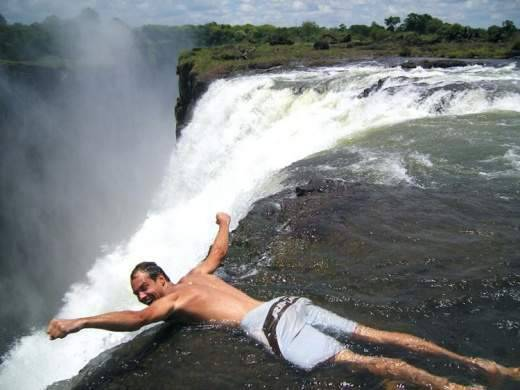 Wodospady Wiktorii w Zimbabwe 1