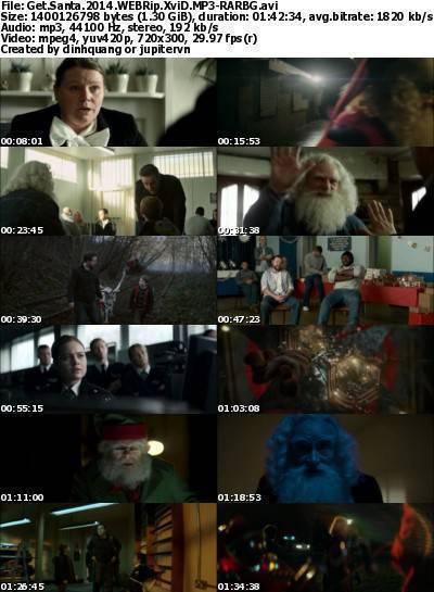 Get Santa (2014) WEBRip XviD MP3-RARBG