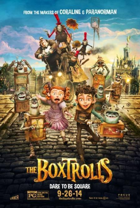 The Boxtrolls 2014 720p BluRay x264-SPARKS