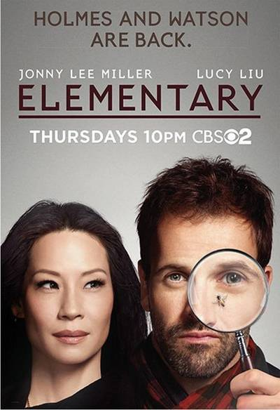 Elementary S03E08 HDTV XviD-AFG