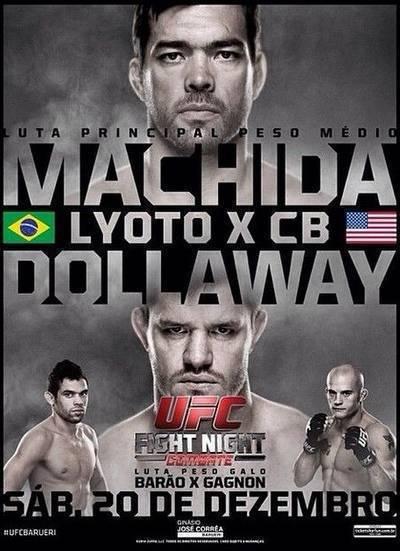 UFC Fight Night Machida vs Dollaway Dec 20th 2014 HDTV x264-Sir Paul