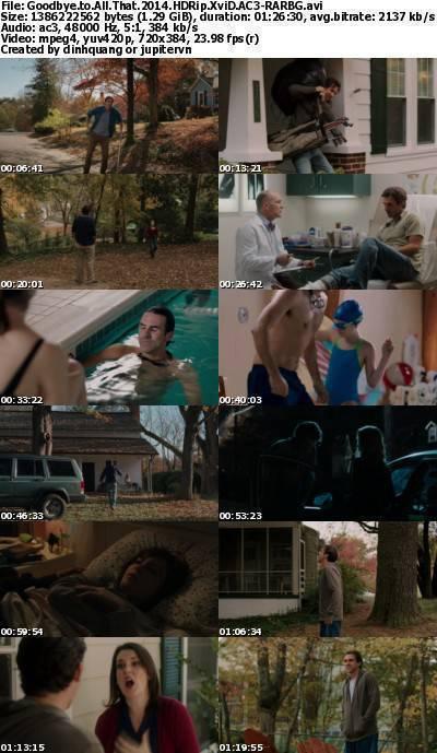 Goodbye to All That (2014) HDRip XviD AC3-RARBG