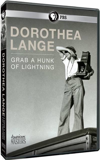 PBS American Masters - Dorothea Lange: Grab a Hunk of Lightning (2014) 720p HDTV x264 AAC-MVGroup